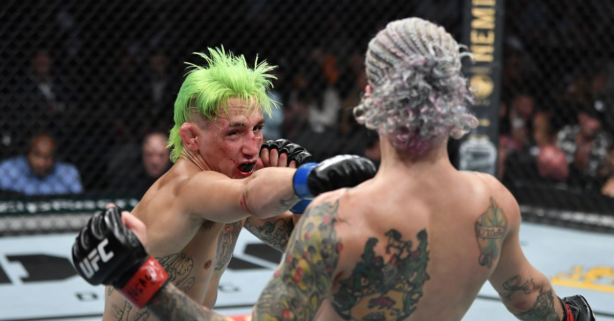 Kris Moutinho returns after Sean O'Malley battle, faces Aaron Phillips in second UFC assignment on Oct. 23
