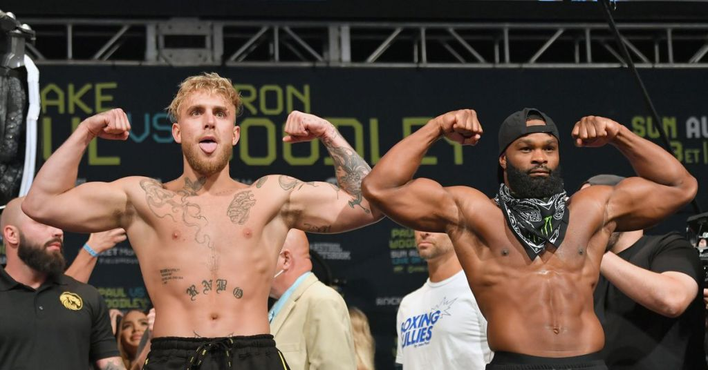 Jake Paul vs. Tyron Woodley Results: Live updates of the undercard and main event