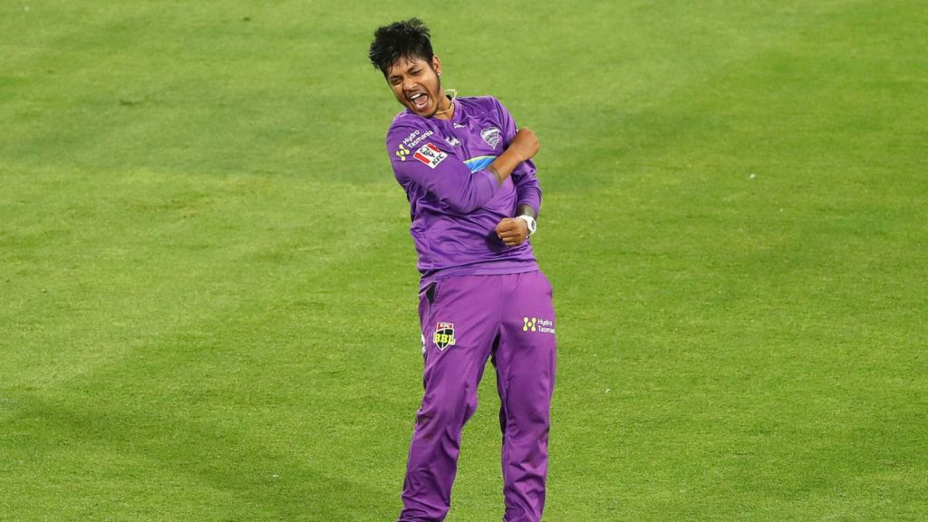 Lamichhane lured back to Hobart Hurricanes in the BBL