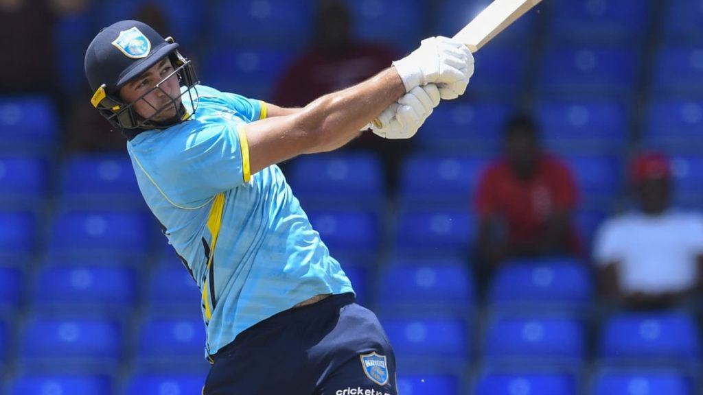 Tim David and Roston Chase help St Lucia Kings upset fancied Trinbago Knight Riders