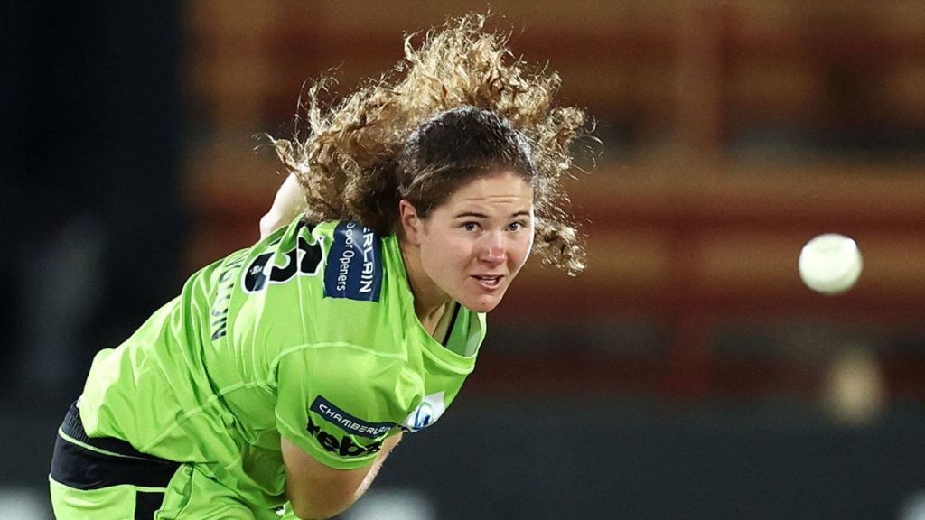 Darcie Brown four-for restricts India to 225 despite Raj fifty and Ghosh-Goswami cameo