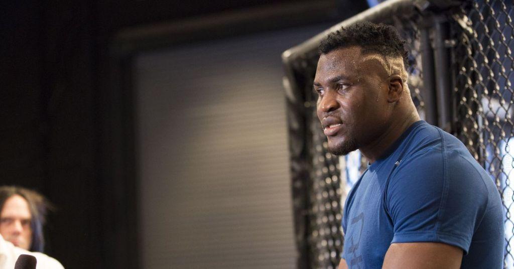 Francis Ngannou: Ciryl Gane matchup 'not on the level of a Jon Jones fight'