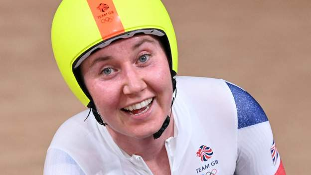 European Track Cycling Championships: GB's Katie Archibald & Neah Evans win madison gold
