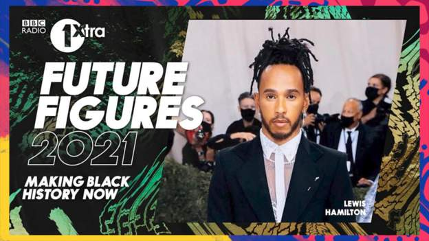 Lewis Hamilton: 1Xtra's Future Figures 2021 for Black History Month