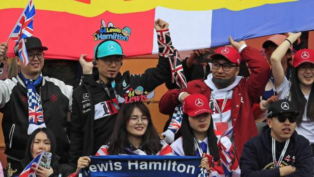 Chinese Grand Prix: Shanghai race expected to be dropped from 2022 F1 calendar