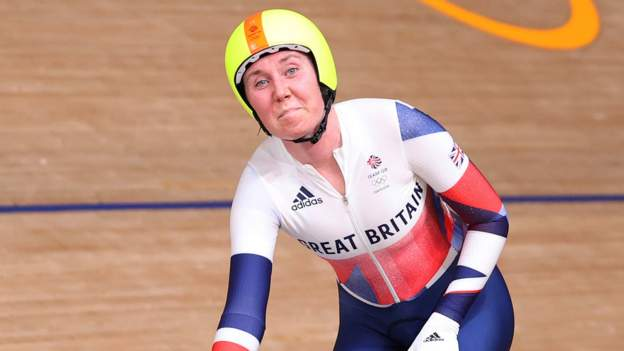 World Track Cycling Championships: GB's Katie Archibald wins omnium title