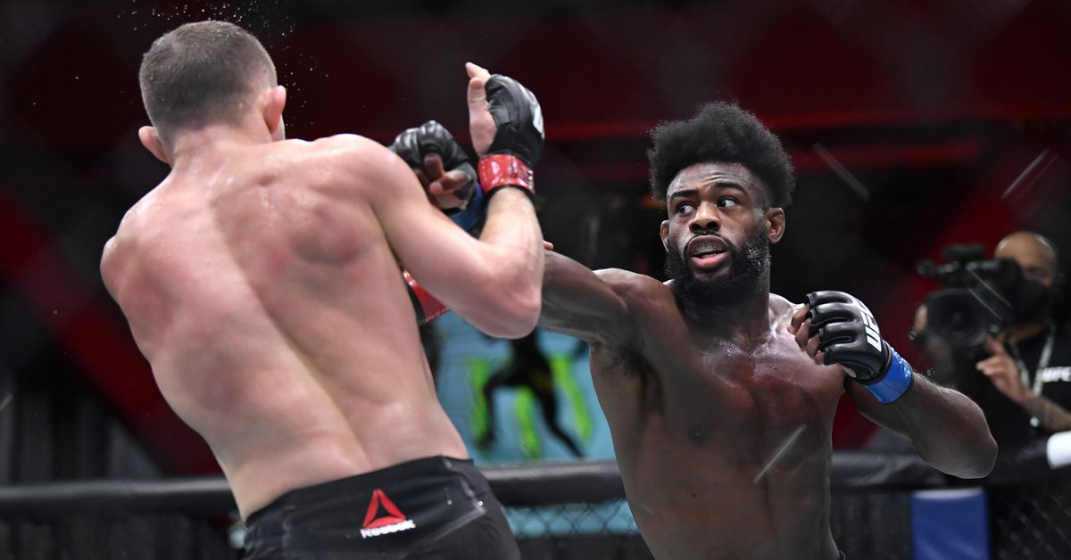 Aljamain Sterling explains decision to withdraw from UFC 267, hopes to return in December