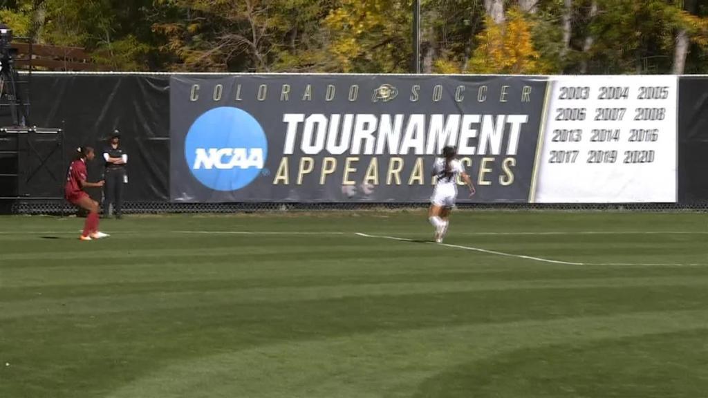 Recap: Colorado soccer draws No. 13 Stanford 2-2 for first time ever