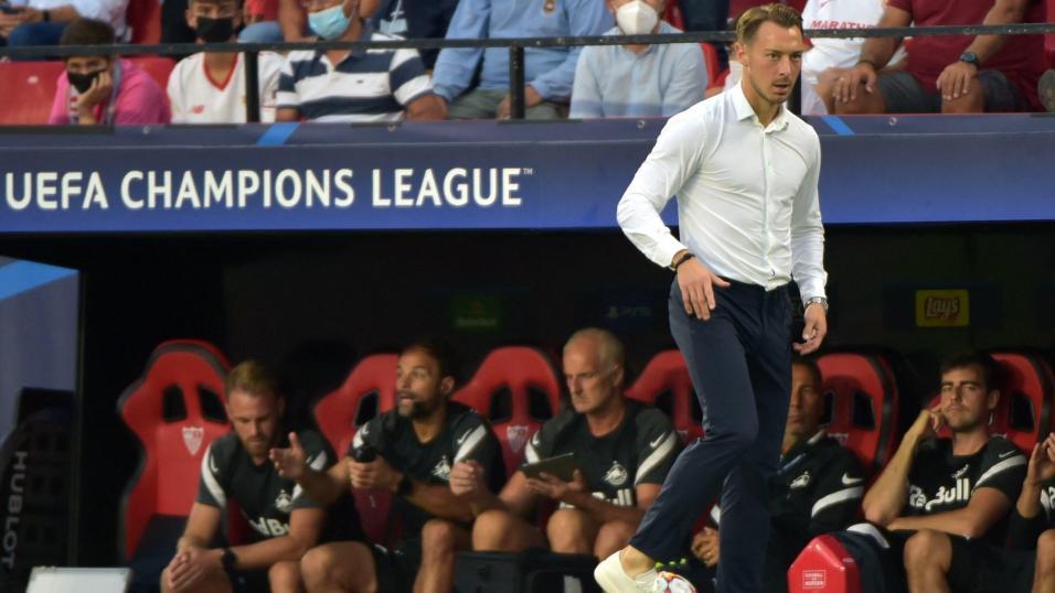 Red Bull Salzburg v Wolfsburg: Another victory for entertaining Austrians