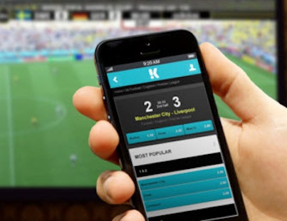 The best soccer betting apps rated