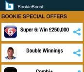 Sky Super 6 app via BookieBoost