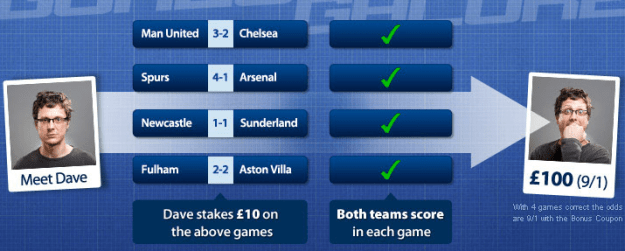 Betfred Mobile - Goals Galore