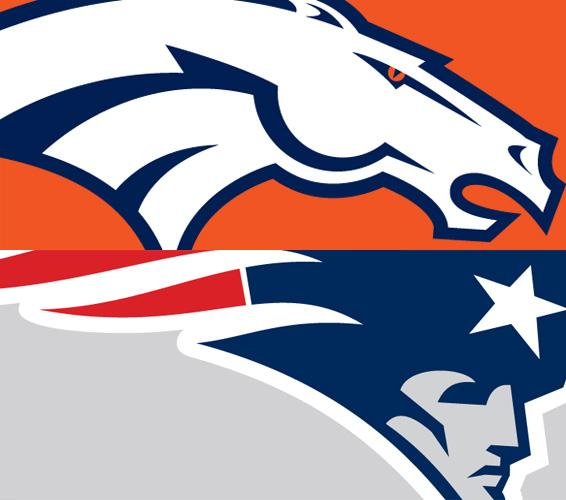 AFC Championship New England Patriots vs Denver Broncos