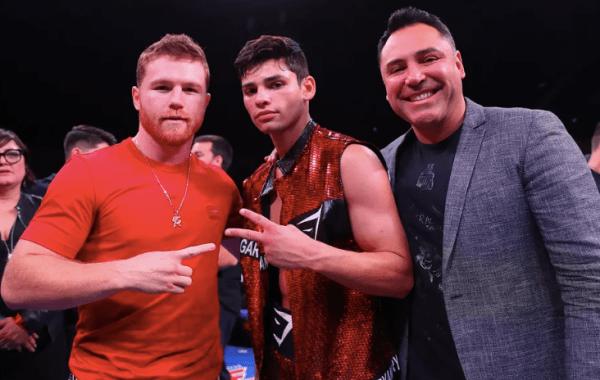 Ryan Garcia Betting Odds 2019