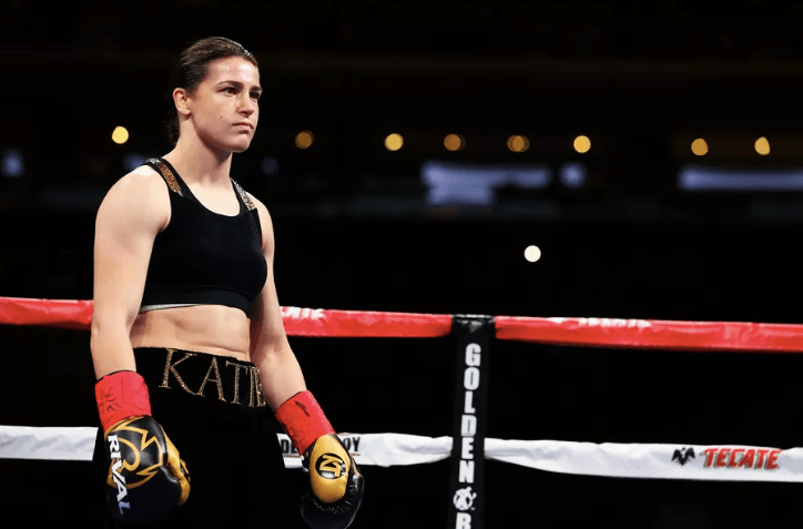 Katie Taylor Betting Line Odds