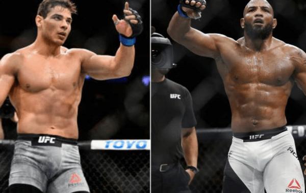 UFC 241 Betting Odds Romero Costa