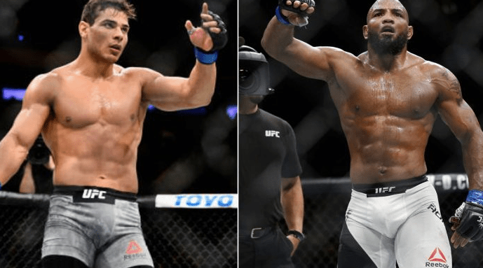 UFC 241 Betting Odds Romero Costa
