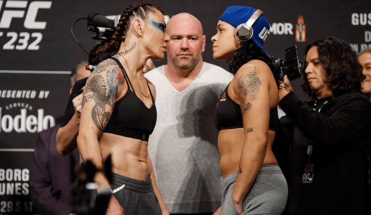 Cyborg Nunes 2 Betting Odds