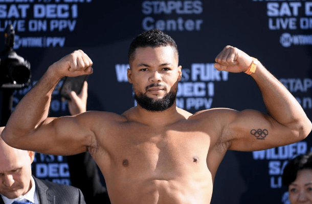 Joe Joyce Boxing Betting Odds