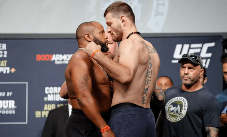 Cormier Miocic 3 UFC Betting Odds