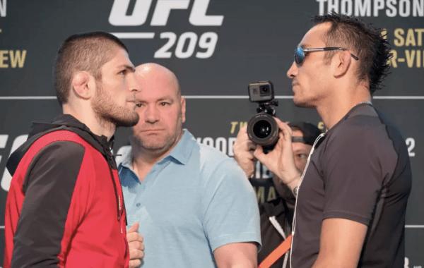 Khabib Ferguson UFC Betting Odds