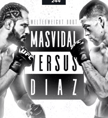 Masvidal Diaz BMF Betting Odds