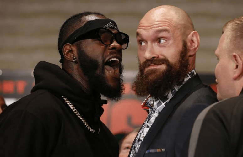 Fury Wilder 2 Odds