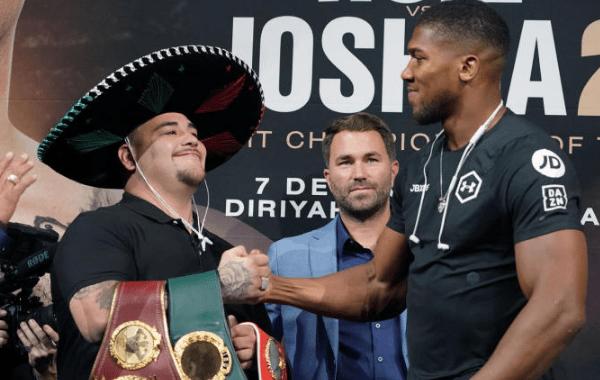 Joshua Ruiz 2 Betting Odds