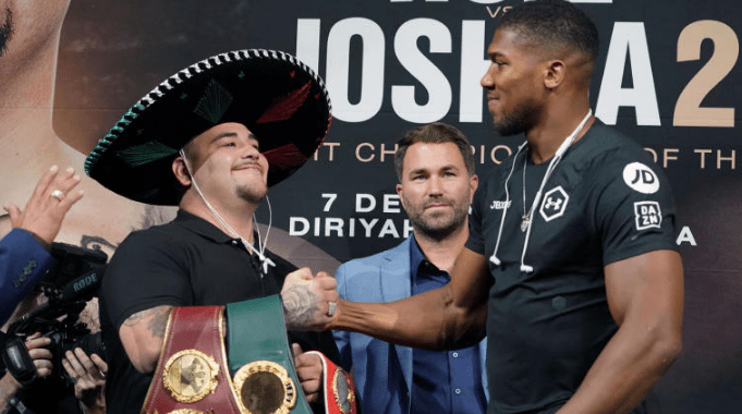 Joshua Ruiz 2 Betting Odds