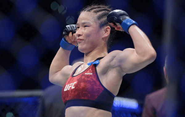 UFC 248 Betting Odds Weili Joanna