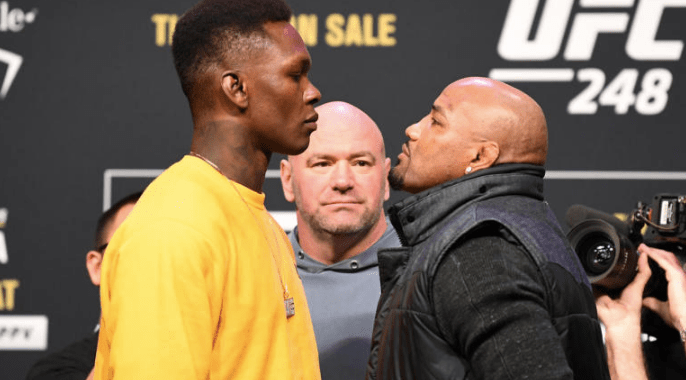 Adesanya Romero Odds and Prediction