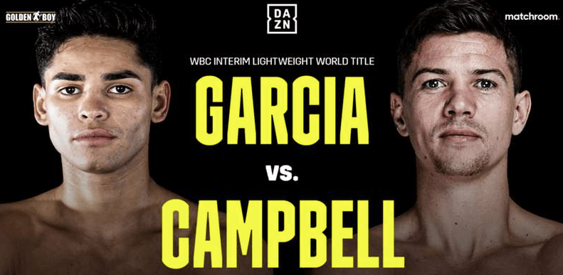 Ryan Garcia vs Luke Campbell Predictions