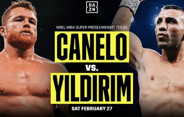 Canelo vs Yildirim Prediction