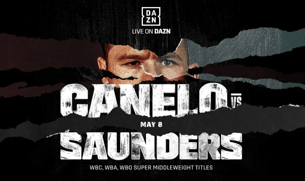 Canelo vs Saunders - WBC, WBA, WBO Super Middleweight Titles on the line