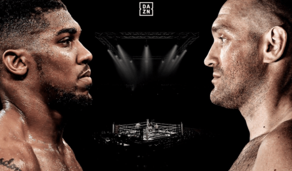 Tyson Fury and Anthony Joshua sign two-fights to unify heavyweight belts