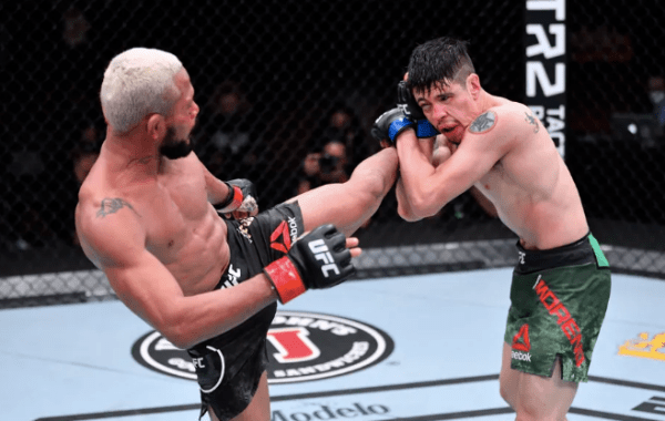 An instant classic at UFC 256, Figueiredo vs Moreno 2 now set for UFC 253