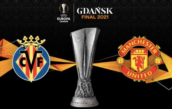 Europa League Final Odds for Villarreal vs Man Utd