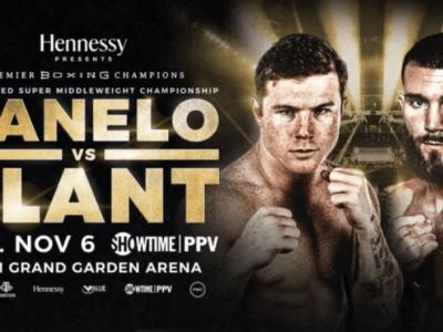 Canelo Alvarez vs Caleb Plant set for Nov. 6 Undisputed Clash