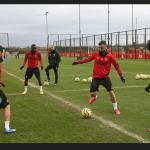 Cầu thủ Man United trở lại tập luyện sau kỳ cách ly