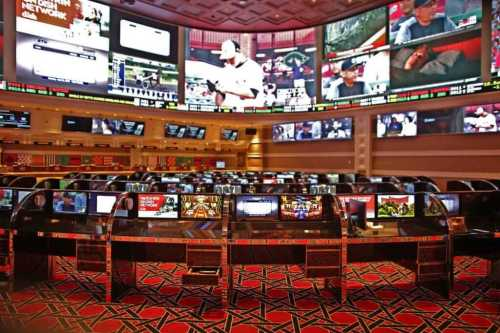 United States of America Betting Parlour Locations