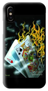 Playing blackjack on your mobile device