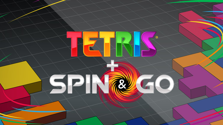 tetris spin & go's