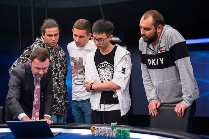 final table deal