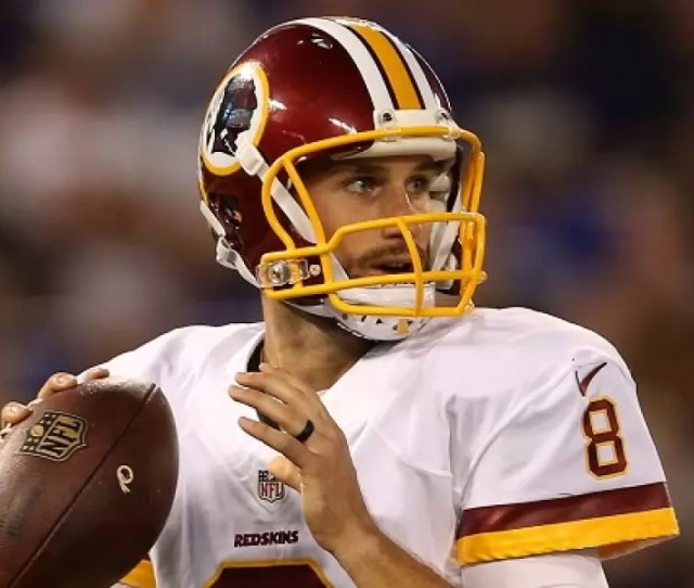 Washington Redskins V Baltimore Ravens The Future Of Kirk Cousins