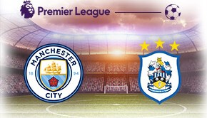 PL Man City vs Huddersfield