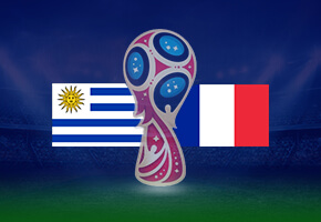 WC - Uruguay vs France