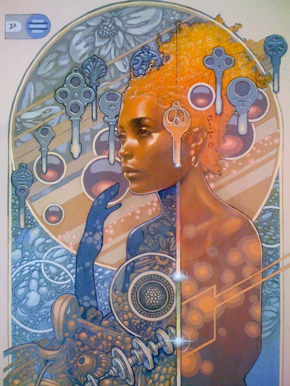 New work by Joshua Mays | A Vision and A Vow