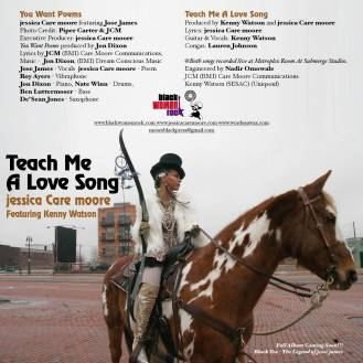 You Want Poems-Love Song CD cover2