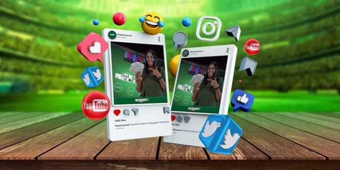 Social Media Wazobet TW