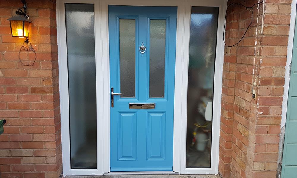 UPVC Composite Doors In Leicester